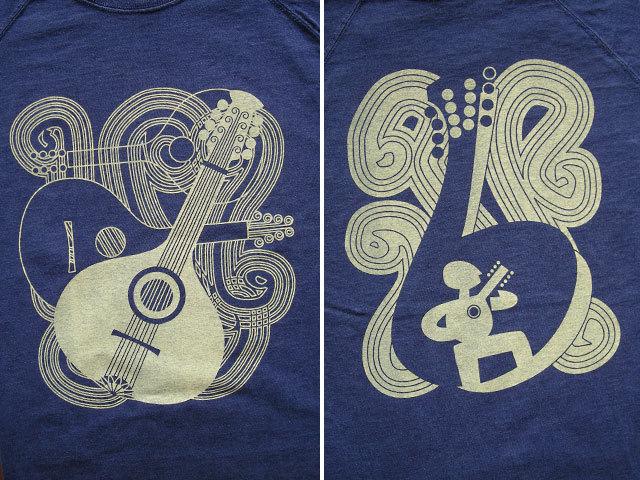 hinolismo-Bandolim(バンドリン)Tシャツ-こだわるお客さまの迷えるTシャツカラー公開