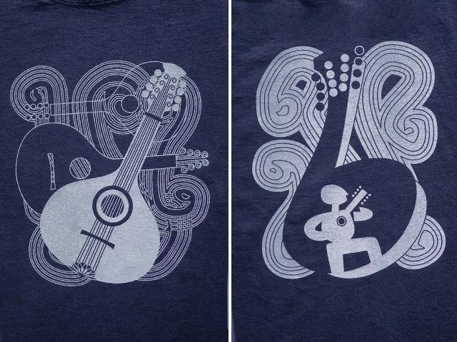 hinolismo-迷えるTシャツ-Bandolim-バンドリン