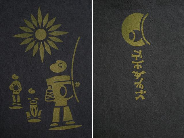 hinolismo迷えるTシャツBerimbau(ビリンバウ)