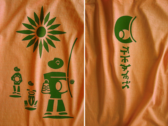 hinolismo迷えるTシャツ-Berimbau(ビリンバウ)-カポエイラは技とリズムで対話する