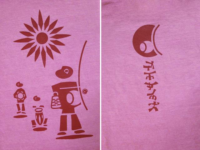 hinolismo迷えるTシャツBerimbau(ビリンバウ)-カポエイラTシャツ