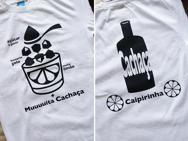 カイピリーニャTシャツ-こだわりのお客さん特注色