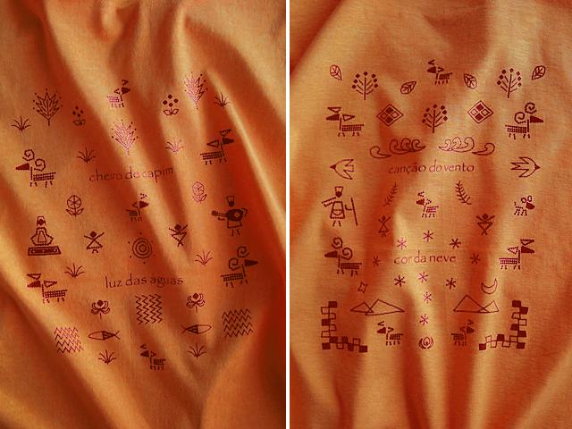 Carneiro(羊)Tシャツ-hinolismo迷えるマリゴールド