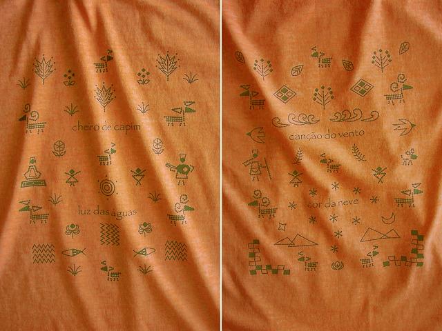 Carneiro(羊)Tシャツ-hinolismo迷えるマリーゴールド