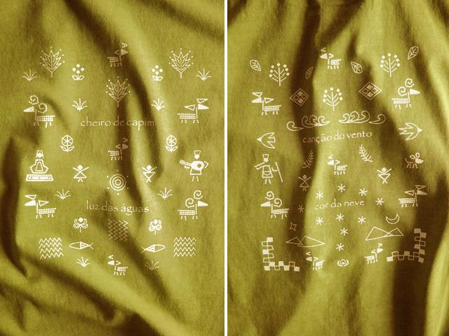 hinolismo迷えるTシャツ Carneiro(羊)