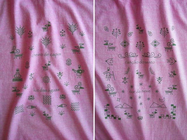 Carneiro(羊)Tシャツ-hinolismo迷えるピンク