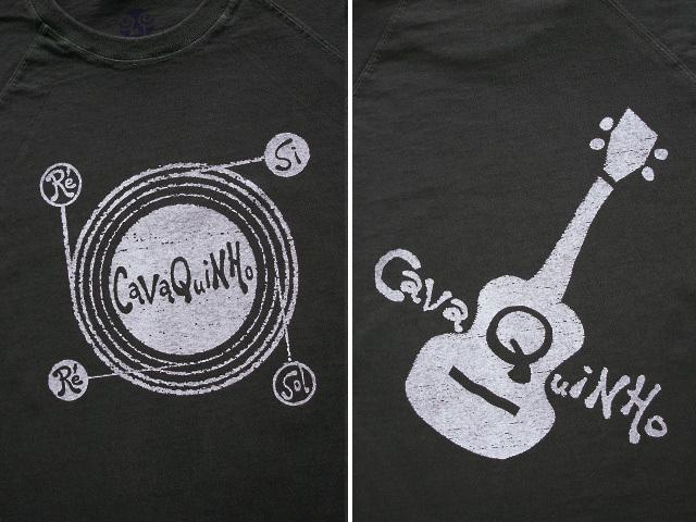 hinolismo-迷えるTシャツ-cavaquinho(カヴァキーニョ)