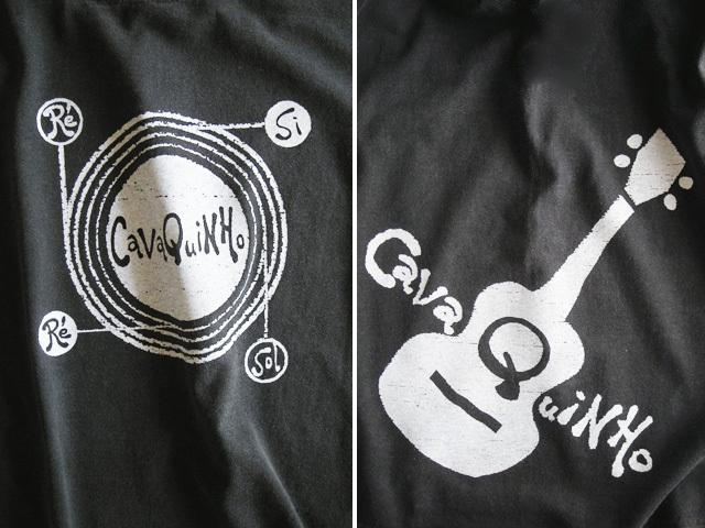 hinolismo迷えるTシャツ Cavaquinho(カヴァキーニョ)