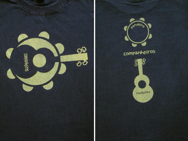 hinolismo-ヒノリズモ-迷えるTシャツ-Companheiros-コンパニェイロス