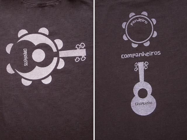 hinolismo迷えるTシャツCompanheiros(コンパニェイロス)