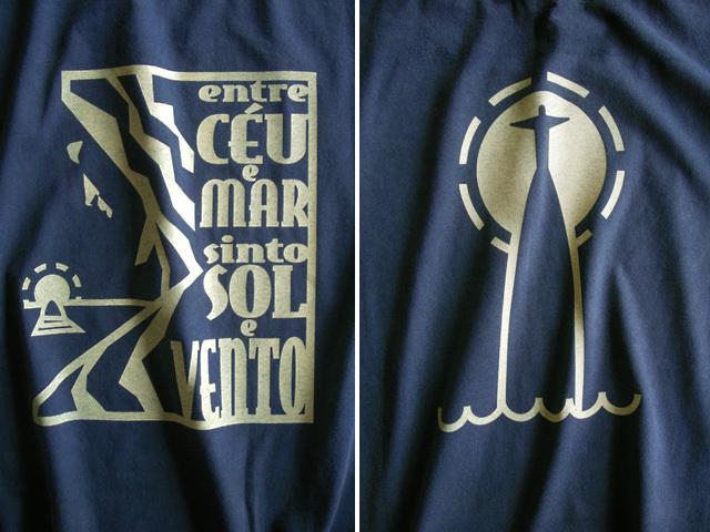 hinolismo迷えるTシャツMorro de Corcovado-コルコバードの丘