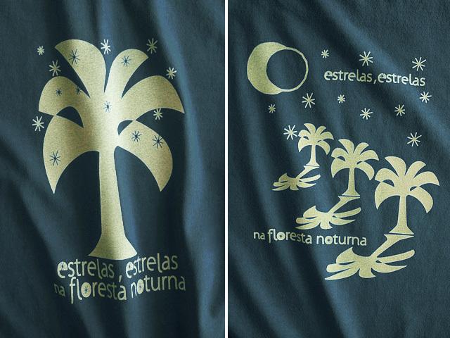 Estrelas(エストレラス)Tシャツ-hinolismo-迷えるアイミドリ