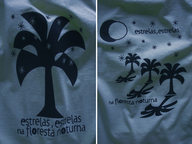 hinolismo迷えるTシャツ Estrelas(エストレラス)