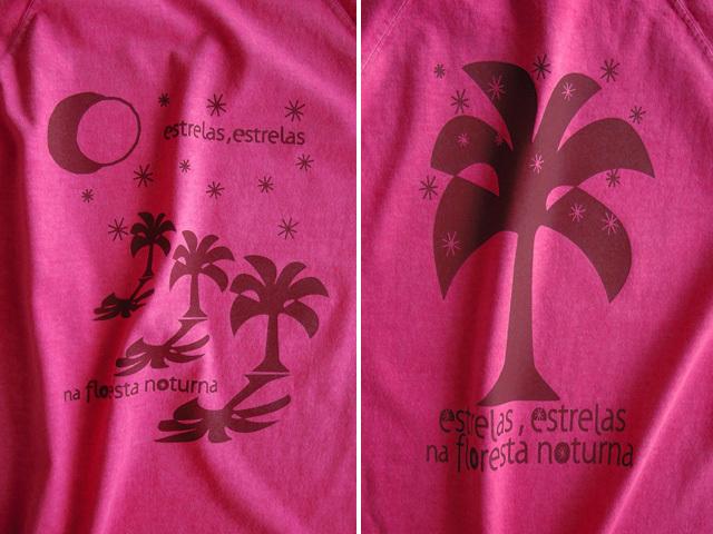 hinolismo迷えるTシャツ-Estrelas(エストレラス)