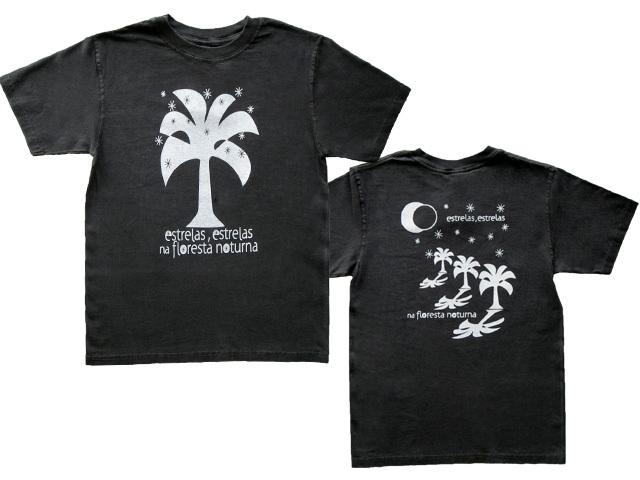 EstrelasTシャツブラック