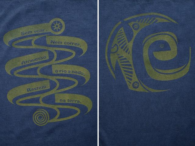 hinolismo迷えるTシャツ Serpente(セルペンチ)ヘビ