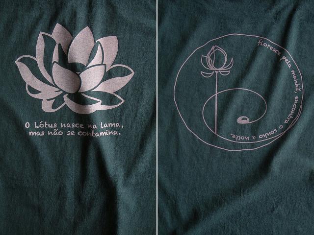 ロータス-Lotus-蓮Tシャツ-hinolismo-迷えるアイミドリ