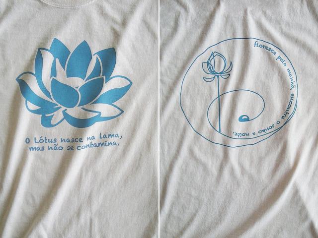 ロータス-Lotus-蓮Tシャツ-hinolismo-迷えるナチュラル