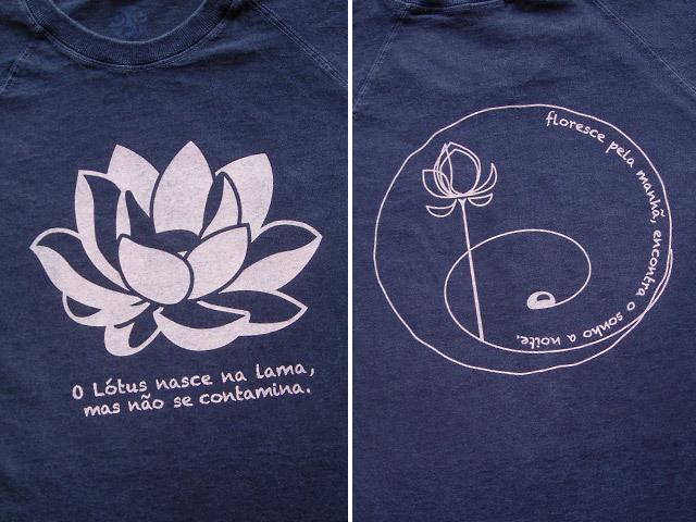 hinolismo-迷えるTシャツ-ロータス