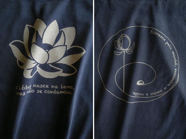 hinolismo迷えるTシャツLotus(ロータス)