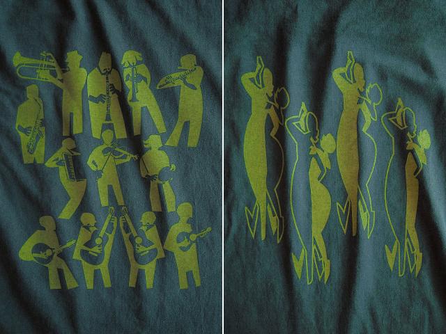 MAXIXE(マシーシ)Tシャツ-hinolismo-迷えるアイミドリ