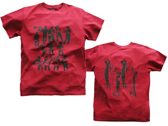 hinolismo-MAXIXE(マシーシ)Tシャツ-半袖ヴェルメーリョ-ブラジルと日本をTシャツでデザインするお店ヒノリズモ