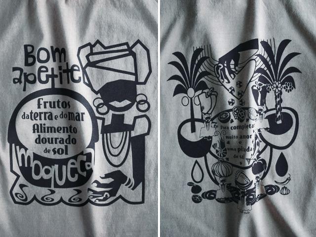 hinolismo迷えるTシャツ-Moqueca(ムケッカ)