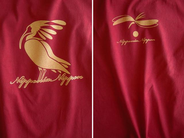 トキTシャツ-hinolismo-迷えるヴェルメーリョ