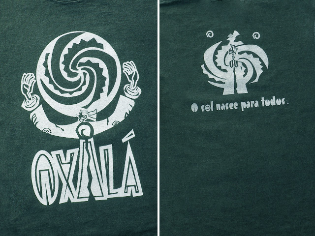 hinolismo迷えるTシャツ-Oxala(オシャラ)