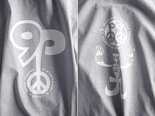 非戦平和&憲法9条リスペクトTシャツ-hinolismo-迷えるウスズミ