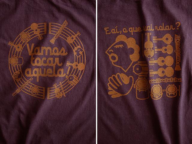 Roda(ホーダ)Tシャツ-hinolismo迷えるボルドー