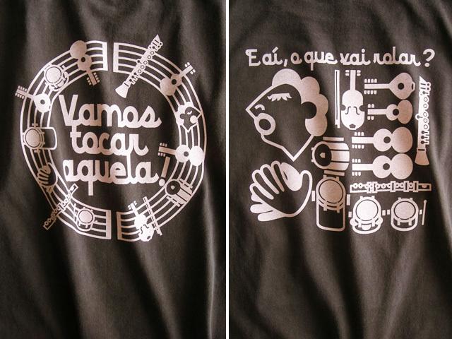 Roda(ホーダ)Tシャツ-hinolismo迷えるブラウン