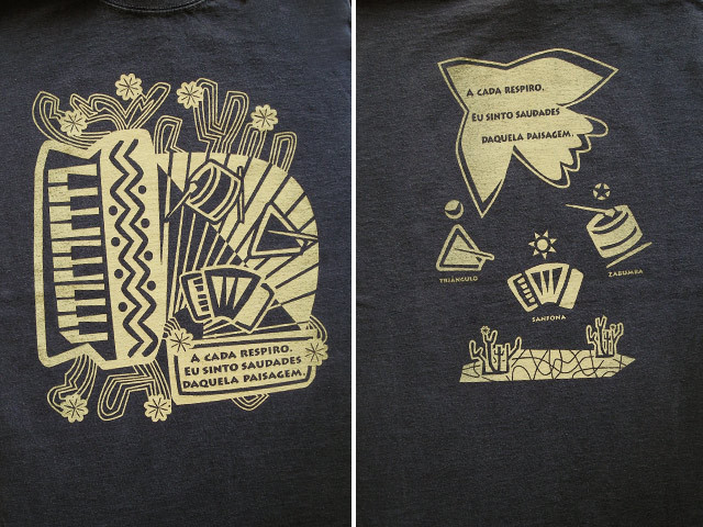 hinolismo-迷えるTシャツ-Nordeste(ノルデスチ)