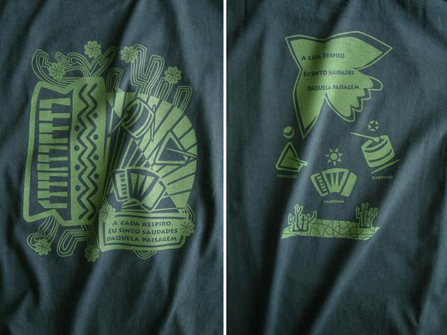ノルデスチTシャツ-hinolismo-迷えるアイミドリ