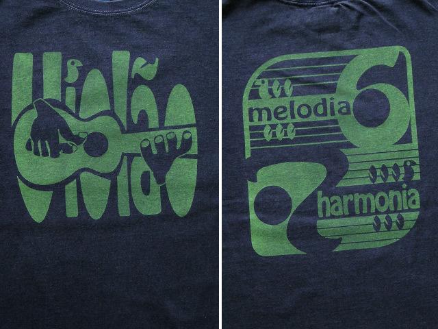 hinolismo-迷えるTシャツ-ヴィオロン6弦と7弦